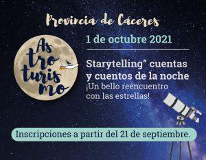 astrocaceres 1 de octubre