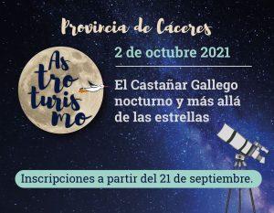 astrocaceres 2 de octubre